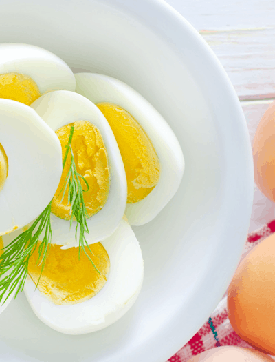 How to Achieve Perfect Hard Boiled Eggs