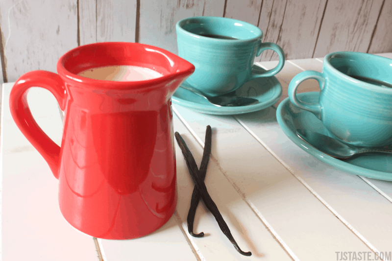 Homemade Flavored (or Not) Coffee Creamer – 20+ Flavor Combo Ideas (THM FP • Keto)