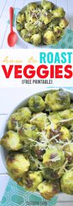 How to Roast Veggies