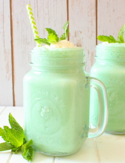 The Ultimate Shamrock Shake (THM S, FP • Keto)