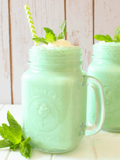 The Ultimate Shamrock Shake
