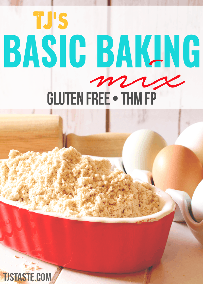 TJ's Basic Baking Mix