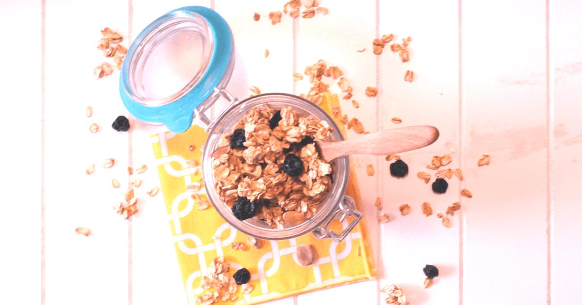 TJ's Crunchy Granola (THM E • GF)
