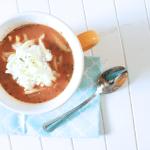Luscious Lasagna Soup