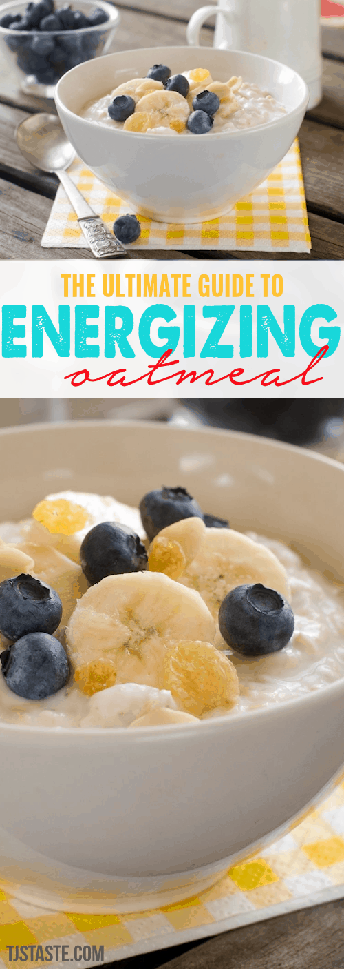 The Ultimate Guide to Energizing THM Friendly Oatmeal