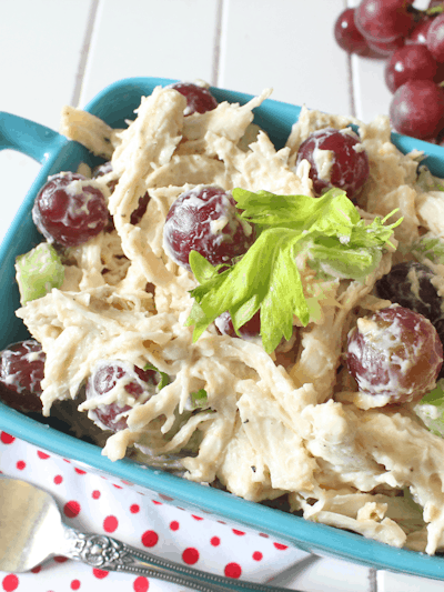 Chicken and Grape Salad