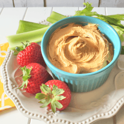 Cream Cheese Caramel Dip