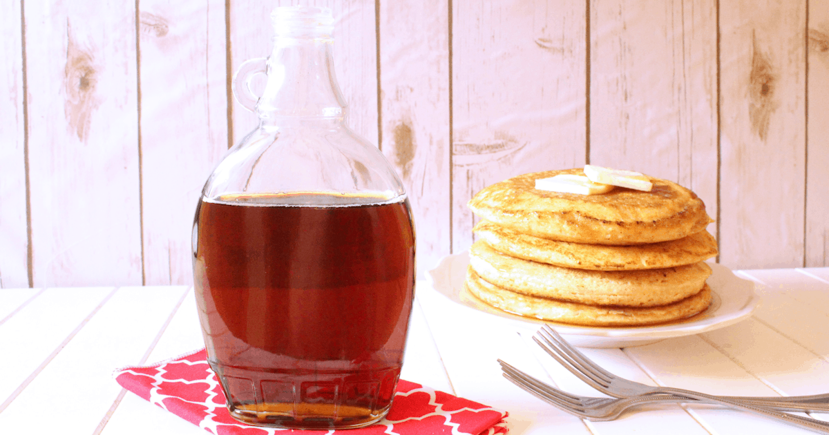 Maple syrup sugar free thm gluten free tjstaste ccuart Image collections