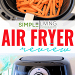 Simple Living Products Air Fryer Review