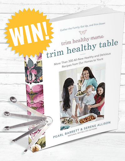 Trim Healthy Table Cookbook Giveaway