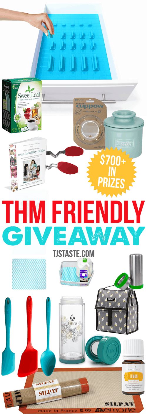 THM Friendly Giveaway