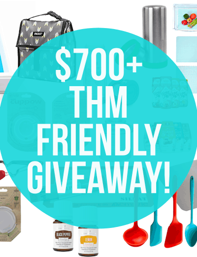 $700+ THM Friendly Launch Giveaway