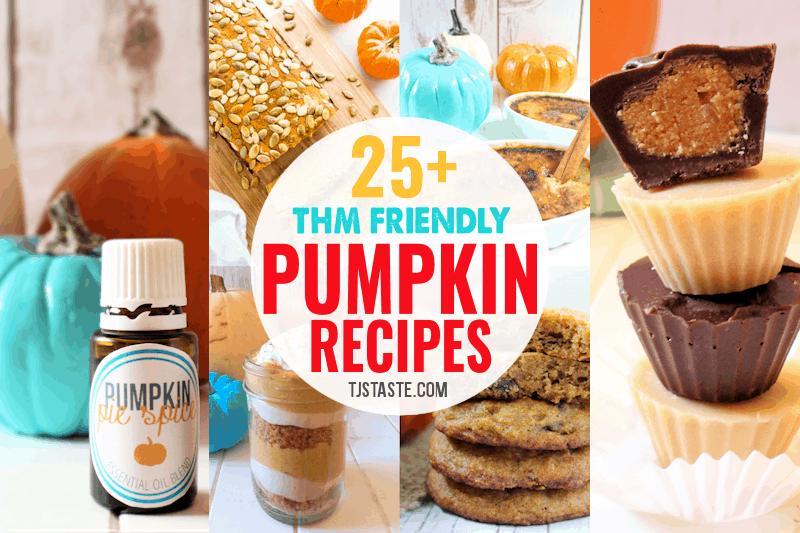 THM Friendly Pumpkin Recipes