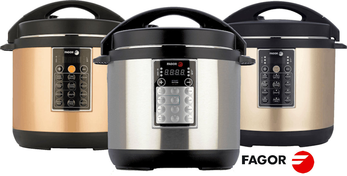 Better Than An Instant Pot The Fagor Lux Electric Multi Cooker