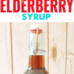 Sugar Free Elderberry Syrup