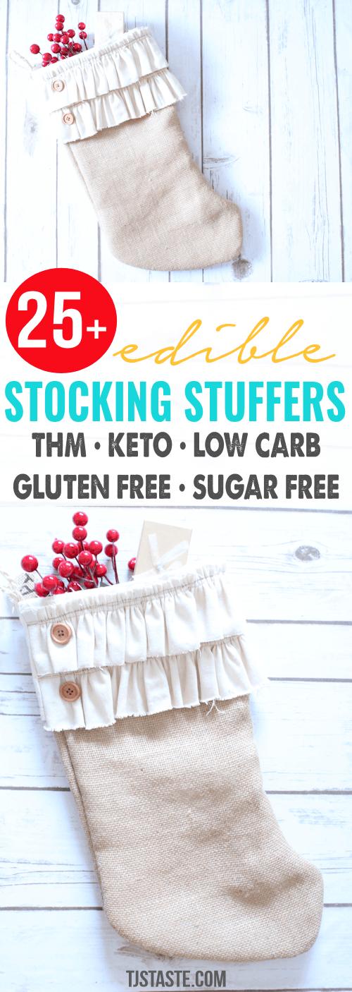 Edible Stocking Stuffers