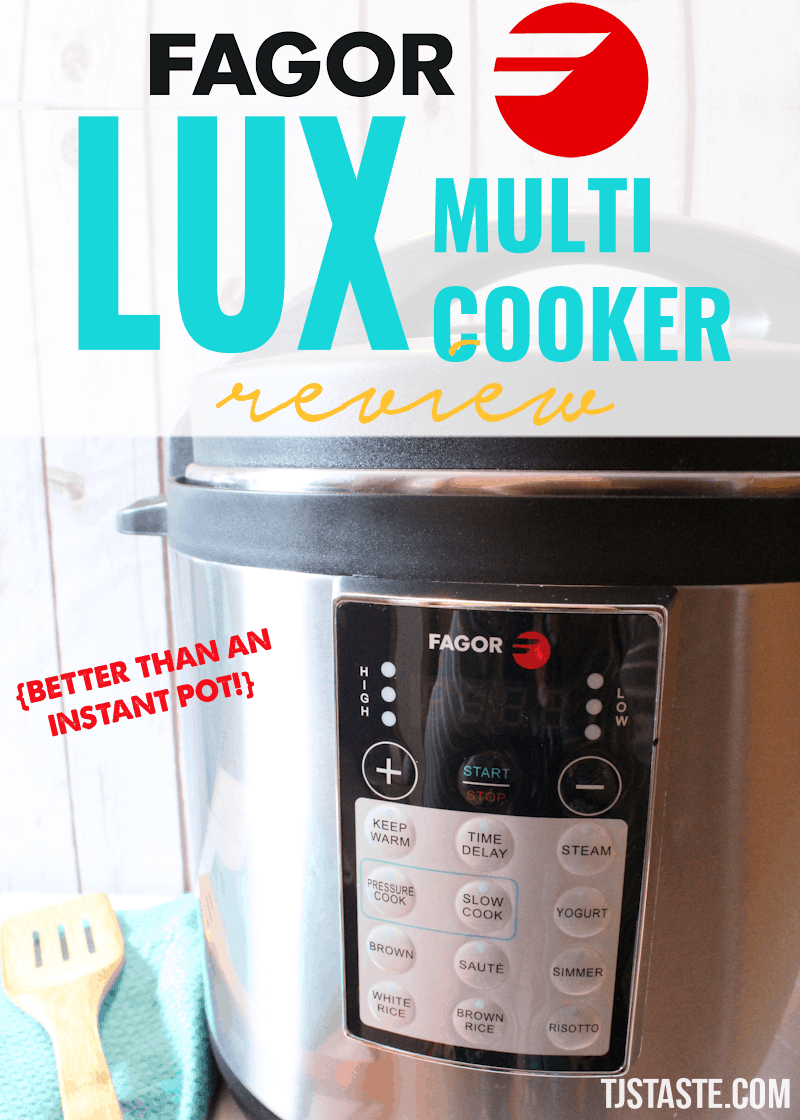 Fagor Lux Multi Cooker Review