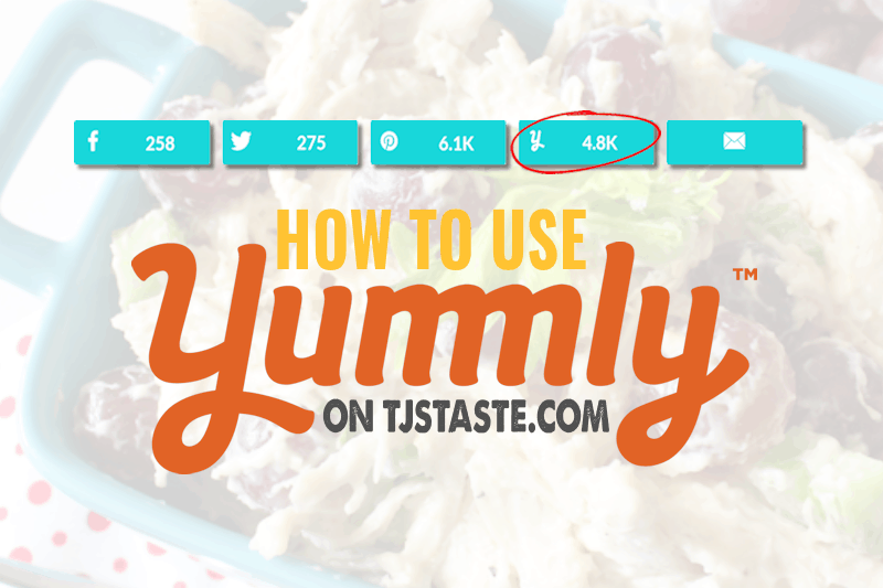 How to Use Yummly to Save and Share Recipes