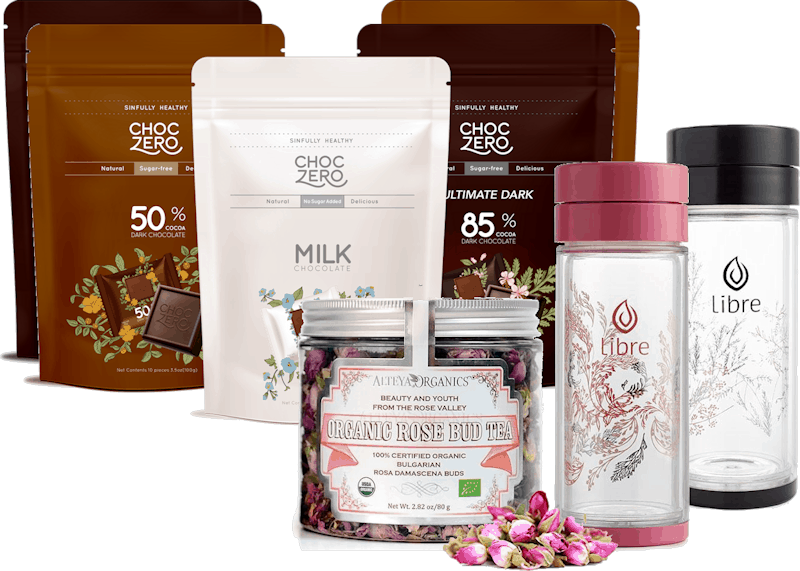 Tea {and Chocolate!} for Two Giveaway