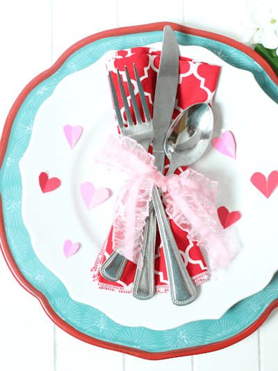 Valentine's Day Menu Plan THM • Keto • Low Carb • Gluten Free • Sugar Free