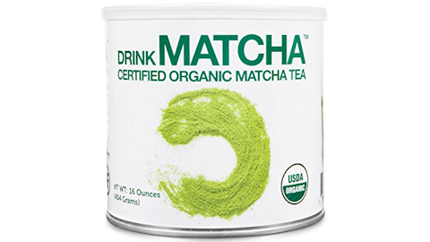 Drink Matcha