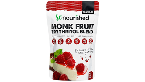 So Nourished Monk Fruit