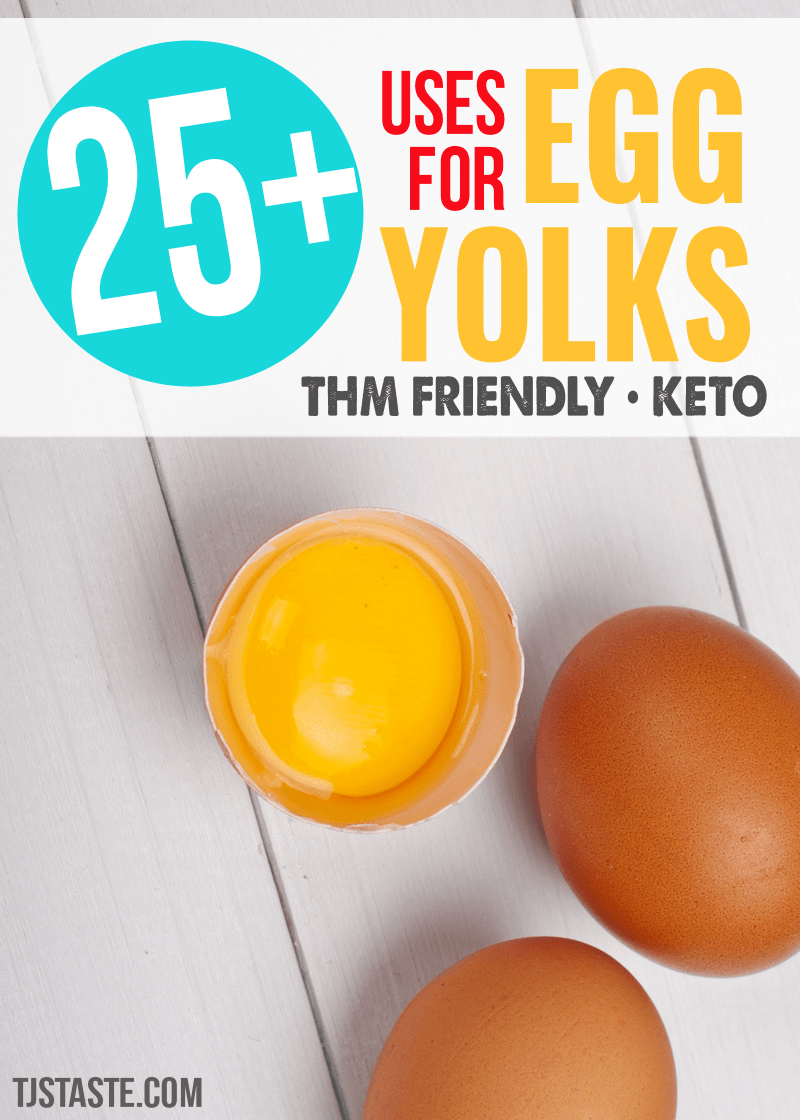 Uses for Egg Yolks