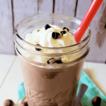 Chocolate Hazelnut (Nutella) Shake
