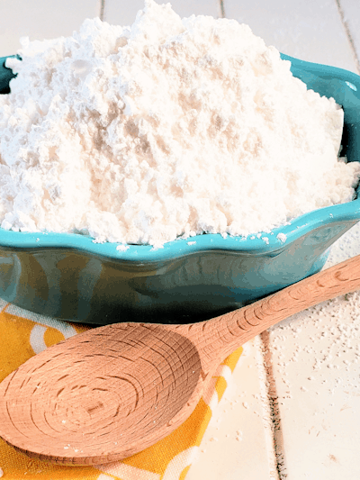 How to Make Powdered Sweetener (THM FP • Keto)