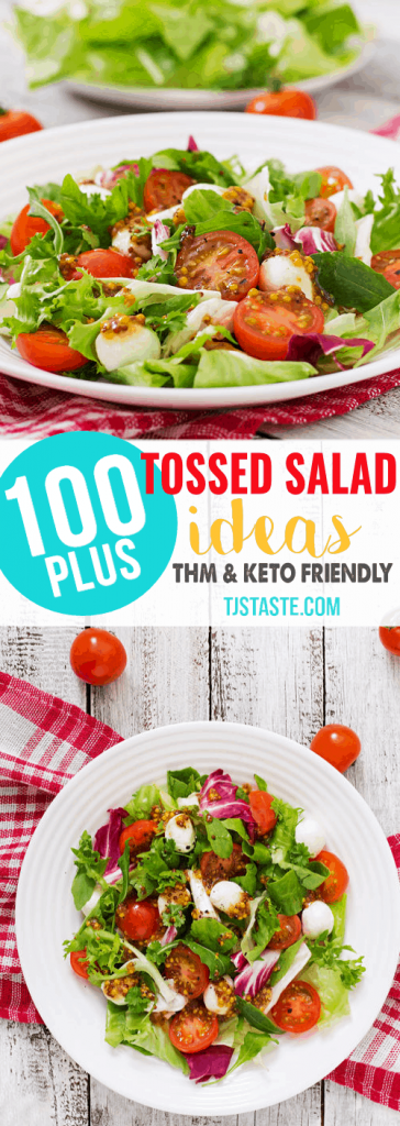 Tossed Salad Ideas