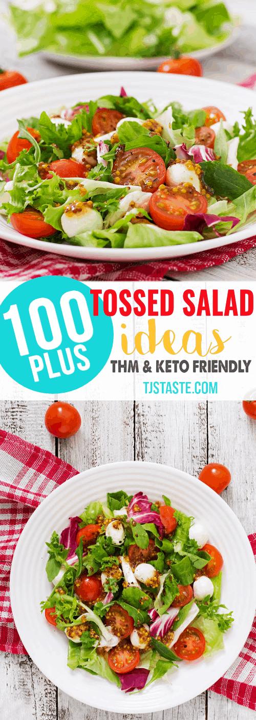 Tossed Salad Ideas