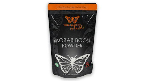 THM Baobab Boost Powder