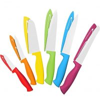 Rainbow Knife Set