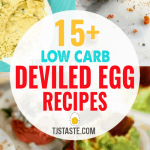 Low Carb Deviled Egg Recipes