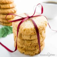 Low Carb Almond Flour Cookies
