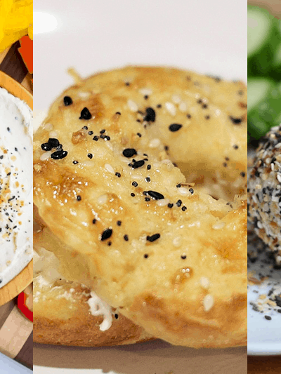 10 Low Carb Everything Bagel Seasoning Recipes (THM • Keto)