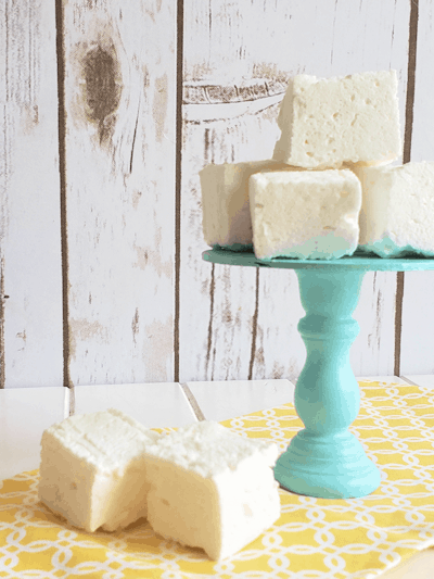 The Ultimate Sugar Free Marshmallows–Plus Over 30 Flavor Ideas!