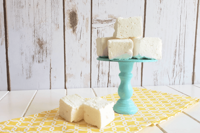 The Ultimate Sugar Free Marshmallows