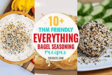 Everything Bagel Seasoning Recipes