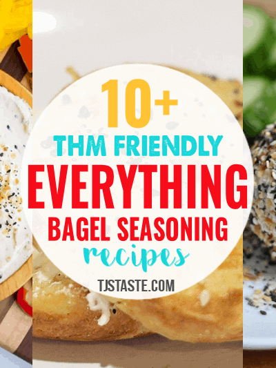 10 Low Carb Everything Bagel Seasoning Recipes