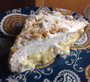 THM Coconut Cream Pie