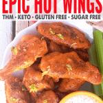 TJ's Epic Hot Wings