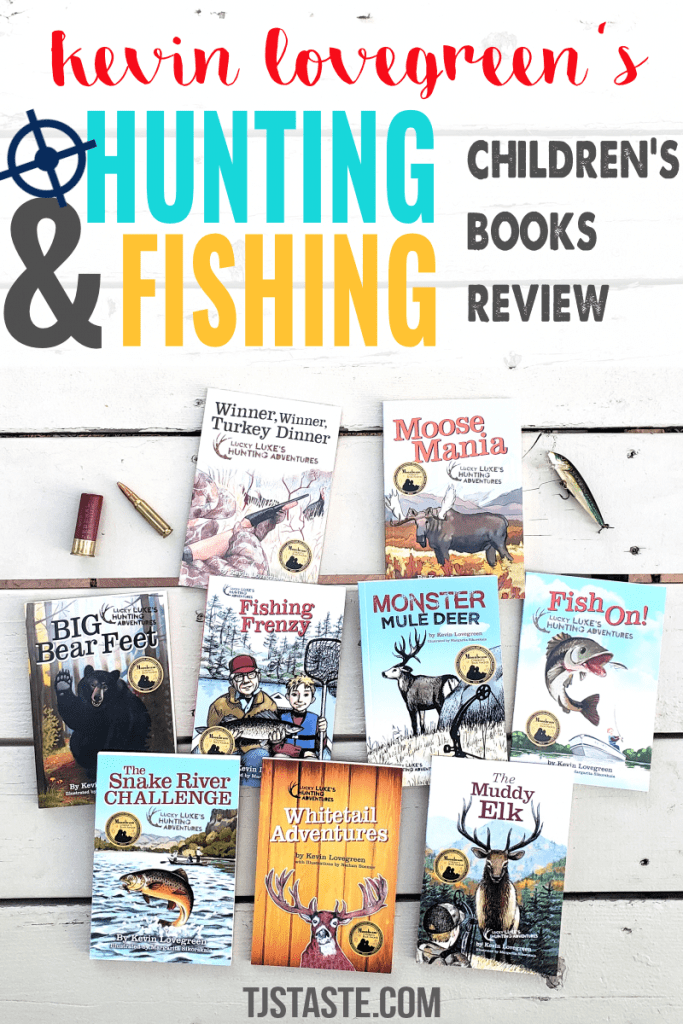Kevin Lovegreen's Hunting & Fishing Children's Books Review
