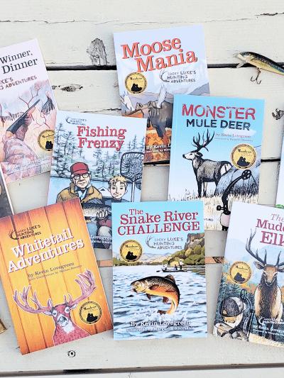 Kevin Lovegreen's Hunting & Fishing Children's Books Review