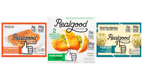 ★ Real Good Foods