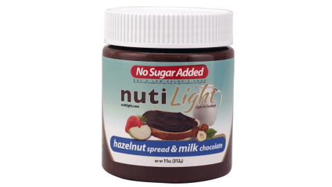NutiLight Hazelnut Spread