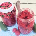 Sugar Free Raspberry Jalapeno Jam