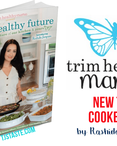 New THM Cookbook–Trim Healthy Future