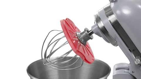 Mixer Whisk Wiper