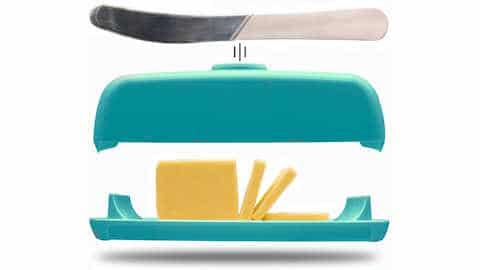 Butter Hub Butter Dish